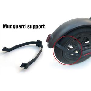 Нейлон Передние Задние брызговики поддержите Rear Fender брызговики Fender Брек для Xiaomi M365 Pro Electric Scooter
