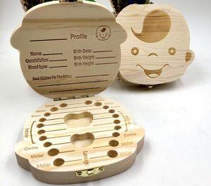 masculinos madeira e bebê do sexo feminino dente decíduo dentes caixa dente cordão umbilical caixa de lembrança infantil comemorativa caixa de coleta fetal