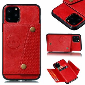 Para slot Coque Samsung S10 5G Samsung Card Tampa Nota 10 S10Plus Case for Iphone 11 PRO MATE HUAWEI 30