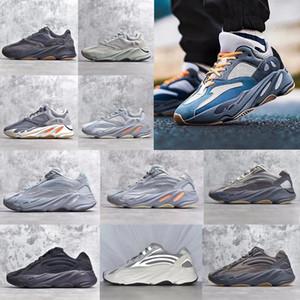 2020 Kanye West Sneakersyezzyyezzys700 Оранжевой черного люминофор v1 v2 женщина мужчины лилового чирок синего больничной синий магнит ИНЕРЦИЯ