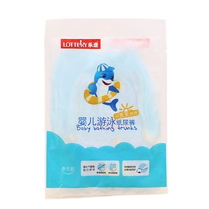 1PCS Baby Disposable Diapers Swim Trunks Baby Waterproof Diapers Infant Swimming Diapers