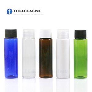 100 х 30 мл винтовой крышкой бутылки, пустые пластиковые косметические контейнер, маленький образец макияж шампунь лосьон масло упаковка перезаправляемые