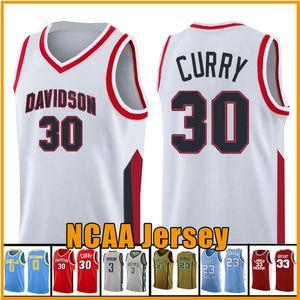 30 Stephen NCAA 카레 Davidson Wildcats 대학 유니폼 리차드 Marquette 골든 이글스 유니폼 2 Leonard 3 Wade 11 Irving