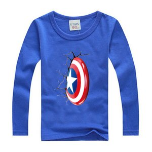 New Superhero kids T-shirt for girls Clothing Boys T Shirt Clothes Superhero 3D Printed T Shirt Clothing