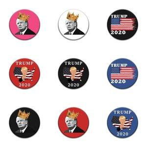 Unisex Introvertiert Emaille Pin Schwarz Weiß Trump Abzeichen Too Peopley Broschen-Beutel-Kleidung Revers Pin Punk Schmuck Geschenk-lustiges Sprechen Sarcastic C # 30