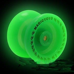 Magic YOYO K1 светящихся профессиональный YOYO пользовательские пластиковые многоцветной YOYO дети классические игрушки