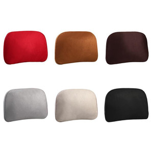 Coche reposacabezas de coches Almohada para cuello ajustable - transpirable Confort Almohada - usa para aliviar el dolor de cuello