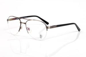 النظارات واضحة رجالي إطار النظارات خمر أعلى جودة شبه بدون إطار نظارات مصمم النساء ريترو الجاموس نظارات كلاسيك أنثى الشمس الزجاج