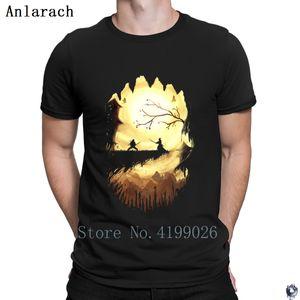 FINALE T-Shirts Breathgrundmassivplatten Frühling T-Shirt für Männer gedruckt Neuheit humoristischen Anlarach Short Sleeve