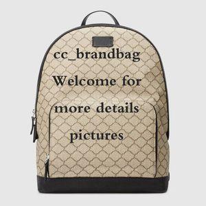 mochila clásica lona de alta calidad día backapck bolsa de viaje de embrague GOGO Supremr bolsas Laport gran bolsa de hombro capcity monedero ocasional