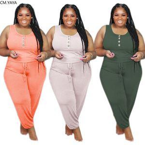 Frauen Jumpsuits Plus Größe XL-4XL Oansatz Sleeveless Button Schärpen Bodycon Sexy Club Strampler One Piece Outfits 6230