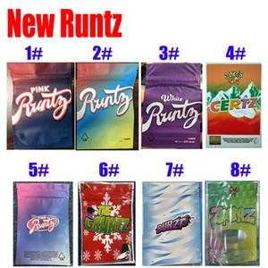 3.5grams 7.0 Rosa Bianco Rosa + Runtz Jokes Fino Certz Natale Rosso Gruntz Burtz Zourz Packaging Borsa per 420 Dry erba Fiore