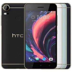 تم تجديده الأصل HTC الرغبة 10 برو 5.5 بوصة محفظة 5pcs الثماني الأساسية 4GB RAM 64GB ROM المزدوج SIM 20MP كاميرا الروبوت الذكية الهاتف المحمول مجانا DHL