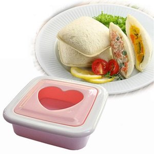 L'amore di cuore Sandwich muffa del pane tostato stampista Cutter colazione Cucina Accessori Strumenti @