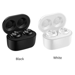 BT5.0 A6 TWS bluetooth Kulaklık mini Kablosuz Kulaklık kulaklıklar kulak kulaklık cahrging durumda TWS Kablosuz Stereo Kulaklık Çift Earcal