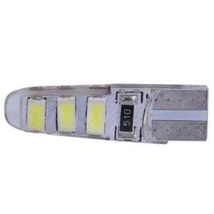 T10 W5W 5630 Impermeable 6Led Car Led Light CANBUS No OBD Error 6SMD 5730 Lámpara Interior Lateral Girar la placa de la placa de marcha atrás
