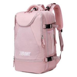 2020 new lightweight women's travel backpack, female college students schoolbag, oversized luggage bag