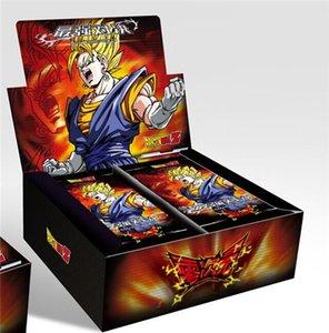 Original Dimension Zero DRAGON BALL Saiya 50-210Pcs Pack TCG Game Cards Table Toys For Family Children Christmas Gift T200602