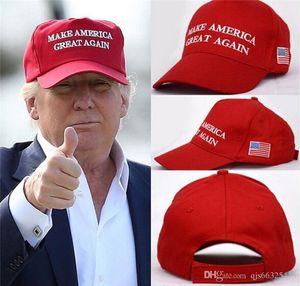 Make America Great Again Letter Hat Donald Trump Republican Snapback Sports Hats Baseball Caps USA Flag Mens Womens Fashion CapFree deliver