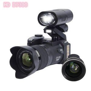 2020 Новый модернизированный Professional PROTAX POLO SLR D7300 16M мегапикселей HD цифровая камера со сменным объективом