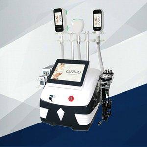 Cavitation cryolipolysis laser slimming machine rf beauty salon use slimming machine 360 vacuum cavitation slimming system