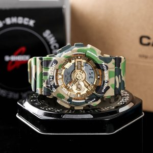 kutu ile Casio G-Shock Spor Kol G Moda Stil mudmaster Erkek Dijital Toptan Saatler relogio masculino Relojes saatler