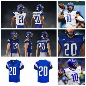 XFL St. Louis BattleHawks Jerseys Ta'amu Jersey Kenny Robinson Matt Jones T. Reed L'Damian Washington Mens Football camisas personalizadas costurado