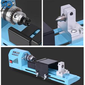 150W / fai da te lavorazione del legno Buddha Pearl Tornio Electric Machinery Lavorazione del legno tornio / Grinding Macchina di polacco