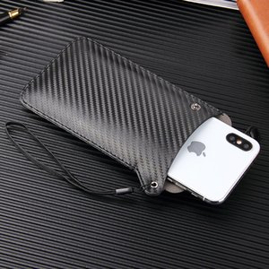 Universal PU Leather Wallet Belt Clip Pouch Phone Case For Samsung Galaxy Note9 8 S9 S8 S7 S6edge S5 For iPhone Huawei xiaomi