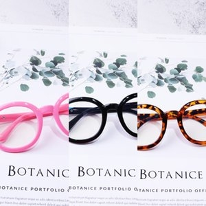 Baby's frame personality boys' and girls' children's frame anti-Blue-Ray Glasses Glasses coating tide