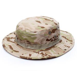Bonnie Ejército Hat Cap táctica de caza camuflaje militar Pesca Sombreros Airsoft Combate Camo Caps senderismo Sombreros