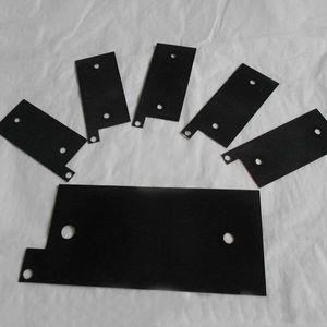 Платиновые титановые пластины Анод ионизатора щелочной воды для Electro Титановый анод Пластина для электролитического медного титанового анода для электролизеров