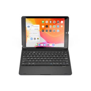 "Wireless Bluetooth Keyboard Cover Case for 2019 new iPad Pro 10.5"" iPad 10.2 inch F102B"