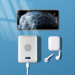 5W Carregador Rápido sem fio Chegada Nova Combo mini-5000mAh Power Bank PD Carregador rápido para o iPhone de 11 Pro Max Samsung S20 Ultra