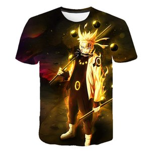 2020 Summer New T shirt For Men Naruto 3D Printed High QualityTops Tee Shirts For Men Fashion Harajuku 3D Japanese Anime T-shirts#968552
