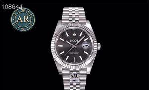 AR 126334-1 Montre de luxe 2824 del movimiento mira 904L refinado diseño de acero de 41 mm de diámetro relojes 200 metros resistente al agua