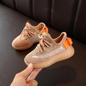 Scarpe da ginnastica Kids Designer Hiphop Marca Kanye West per i ragazzi ragazze adolescenti attivi Le scarpe da corsa traspirante Eur 22-31 per la vendita all'ingrosso