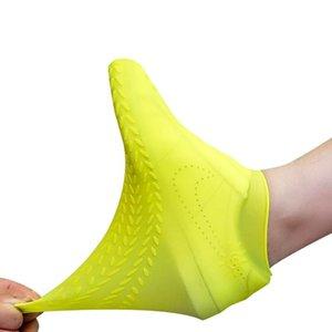 ALTA CALIDAD verano antideslizante del zapato impermeable de la lluvia Jugando Botas de agua Zapatos cubierta antideslizante y Lluvia de zapatos Cubierta a prueba de SSA290