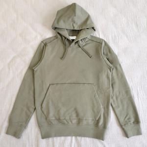 20FW Европейский стиль Толстый свитер высокого качества ретро High Street Fashion мужчины и женщины пара вокруг шеи свитер HFKYWY037
