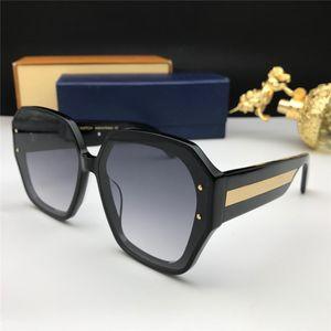 Diseñador de moda las gafas de sol 1085 simples capítulo de la placa y generoso estilo de la serie de calidad alta Uv400 lente