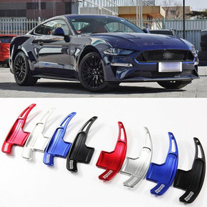 For Ford Mustang 2015-2019 Car Steering Wheel DSG Shift Paddle Shifter Extension