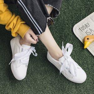 Sonbahar Kadınlar \ 'S Ayakkabı Beyaz Canva