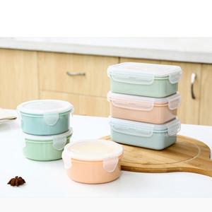 cuisine pp petite boîte à lunch multifonction ménage mini réfrigérateur bac à légumes portable en plastique alimentaire cas livraison gratuite