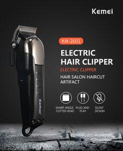 Kemei 2608 Profesional Cordless Trimmer pelo potentes mejores profesionales de cortar el pelo de barba de corte se desvanece la maquinilla de afeitar del peluquero