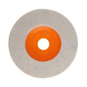 4 '' - Zoll-Runde Polierscheibe Wollfilz Buffing Polierer Pad Buffer Disc Werkzeuge 100mm