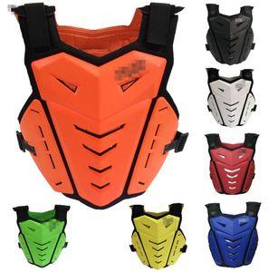 Die Fabrik Offroad-Motorradrüstung Kleidung Anti-Kollisions-anti-fall Brustschutz zurück Motorradrennanzug Rüstung Schutzkleidung
