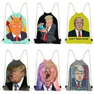 Trump Sac à dos Sacs à dos Trump luxe sac à main en cuir Wallet épaule Sac d'embrayage Sacs Trump T19 # 622