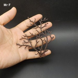 10 cm Plastic Seaweed Flat Back Model Accessories Decorative Craft Toy Diy Kid