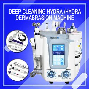 Hydra Dermabrasion Machine Hydrafacial Oxygen Jet Peel Skin تجديد شد الوجه شد الجلد Hydrodermabrasion Spa Beauty Equipment