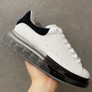 Casual Shoes Cuscino elegante Sole delle donne degli uomini della scarpa da tennis della piattaforma Hommes giornaliero allenatore Gradient Chaussures Triple Espadrillas